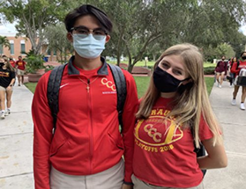 Student Spirit Day raises funds for hurricane relief