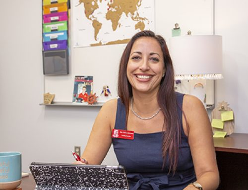 Cristina Quintana, M.Ed., Learning Specialist shares perspective on her role at CCC