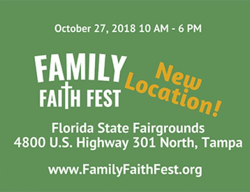Location Change for DOSP Family Faith Fest