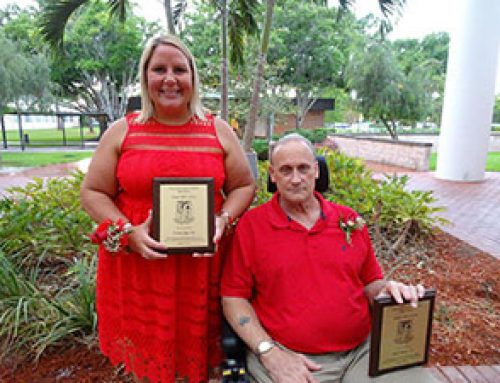 Two Enter CCC's Hall of Fame
