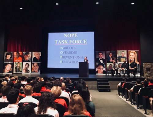NOPE Task Force Visits CCC