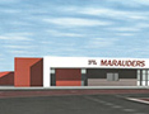 Marauder football unveils new building project for 2018
