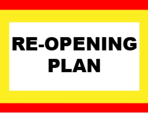 CCC School Re-opening Plan