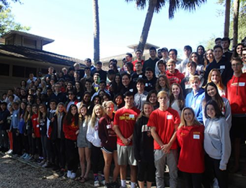 """Senior Overnight Retreat """"Looking Back with Gratitude-Looking Forward with Hope"""""""