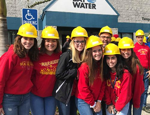 CCC Environmental Science Students Visit Tampa Bay Water