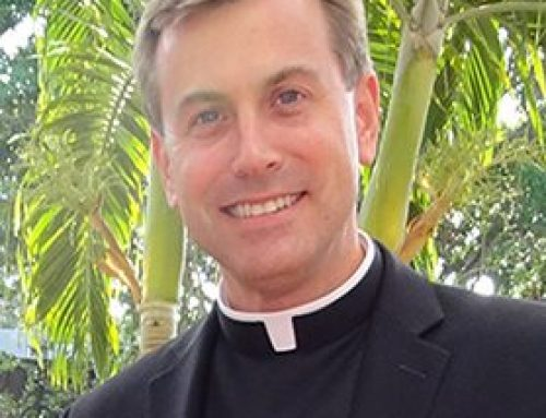 Alumnus David Toups '89 appointed Bishop